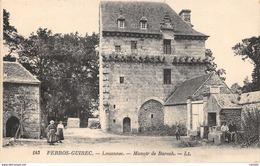 22-LOUANNEC-MANOIR DE BARACH-N°427-H/0001 - Other Municipalities