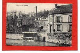 Cpa 28 DREUX - La Brasserie (1915) - Dreux