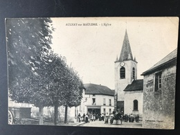 AULNAY SUR MAULDRE - L'Eglise - Frankreich