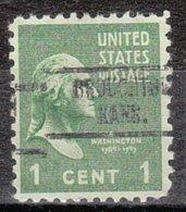 USA Precancel Vorausentwertung Preo, Locals Kansas, Broughton 734 - Vereinigte Staaten