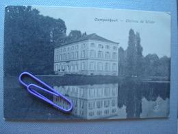 CAMPENHOUT : Château De WILDER In 1908 - Kampenhout