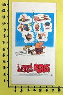 I SOGNI DEL SIGNOR ROSSI CINEADESIVO STICKER VINTAGE NEW ORIGINAL - Cinema Advertisement