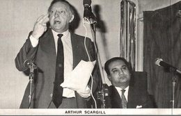 ARTHUR SCARGILL - Hombres Políticos Y Militares
