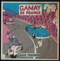 Etiquette De Vin // Gamay De Founex, Alex Perience - Voitures