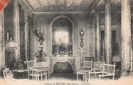 Chateau De Beaujeu - Le Salon (pas Courante) - Autres Communes
