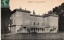 Chateau De Beaujeu - - Autres Communes