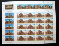 Thailand Stamp FS 1997 Thai Heritage Conservation 11th Series - Thailand