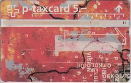 SUISSE - PHONE CARD - TAXCARD-PRIVÉE *** CIBA  & PHARMA *** - Switzerland
