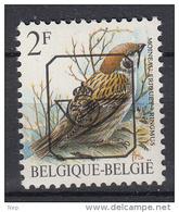 BELGIË - OBP - PREO - Nr 818 P6 - MNH** - Typos 1986-..(Oiseaux)