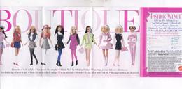 PETIT CATALOGUE POUPEES BARBIE FASHION AVENUE - Barbie
