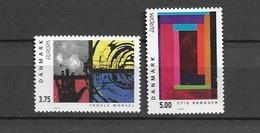 1993 MNH Danmark, Michel 1052-53 Postfris** - Danimarca