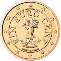 Autriche, Euro Cent, 2006, FDC, Copper Plated Steel, KM:3082 - Autriche