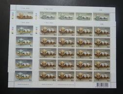 Thailand Stamp FS 2000 International Letter Writing Week - Tea Set - Thailand