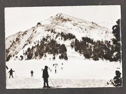 Ax Les Thermes-le Saquet - Station Sports D'Hiver - école De Ski Sur Le Plateau - Wintersport