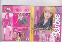 CARNET 1998   POUPEES BARBIE , - Barbie