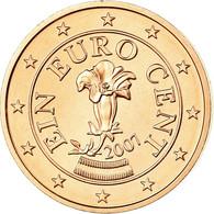 Autriche, Euro Cent, 2007, FDC, Copper Plated Steel, KM:3082 - Autriche