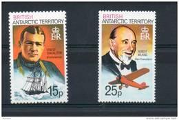 Antarctique Britannique. - British Antarctic Territory  (BAT)
