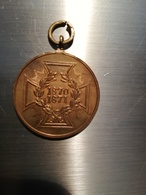 Médaille Allemande 1870-1871 - 1914-18