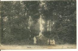 94 - COEUILLY / LES ALLEES DU CHATEAU - Villiers Sur Marne