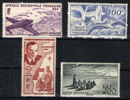 África Occidental  Nº 11/14. Año 1947 - Ungebraucht