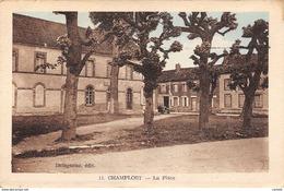 89-CHAMPLOST-N°434-C/0313 - France
