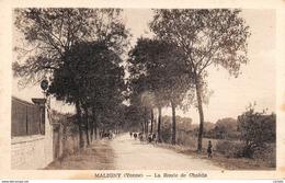 89-MALIGNY-N°434-D/0097 - France