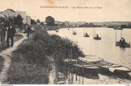 94-VILLENEUVE TRIAGE-N°434-E/0293 - Francia