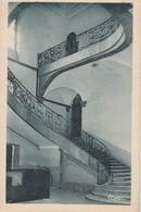 Vosges : SENONES : L'escalier De L'abbaye - Grilles De Jean Lamour - Senones