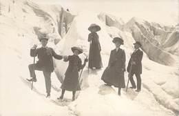 CARTE PHOTO ALPINISME - Mountaineering, Alpinism