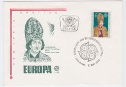 Austria 1975 FDC Europa CEPT (G66-20) - Europa-CEPT