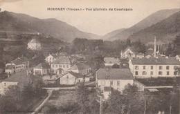 Vosges : MOUSSEY : Vue Générale Du Courtegain - Senones