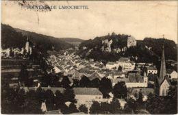 CPA AK Souvenir De Larochette LUXEMBURG (803885) - Larochette