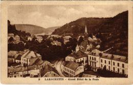 CPA AK Larochette Grand Hotel De La Poste LUXEMBURG (803886) - Larochette
