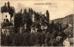 CPA AK Larochette Ruines LUXEMBURG (803890) - Larochette