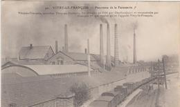 VITRY-LE-FRANCOIS -(51)- : N°42 PANORAMA DE LA FAIENCERIE- - Vitry-le-François