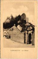 CPA AK Larochette Les Ruines LUXEMBURG (803939) - Larochette