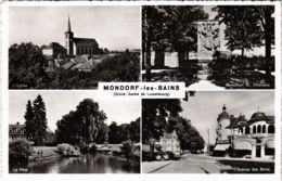 CPA AK Mondorf-les-Bains LUXEMBURG (803943) - Bad Mondorf