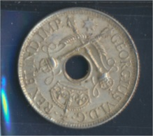 Neuguinea KM-Nr. : 8 1938 Vorzüglich Silber 1938 1 Shilling Zepter (8977158 - Papua-Neuguinea