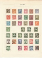 CHINA 19-07-07. 32 UNUSED STAMPS.  8 USED STAMPS. - Chine