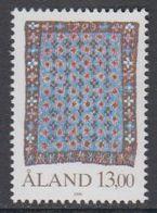 Aland 1990 Folk Art Ornament 1v  ** Mnh (43357P) - Aland