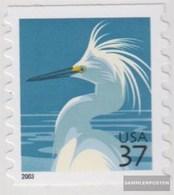 U.S. 3796 (complete Issue) Unmounted Mint / Never Hinged 2003 Schmuckreiher - Vereinigte Staaten