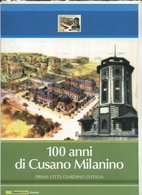 2012 Italia, Folder Cusano Milanino, Al Prezzo Di Copertina - Folder