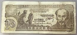 Vietnam ND (1948) 20 Dông, P. 26 VF + Soldiers At Left (banknote Billet Viet Nam Paper Money Geldschein - Vietnam