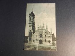 19950) MONZA IL DUOMO VIAGGIATA 1918 TIMBRO MONZA MILANO - Monza