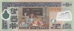 GUATEMALA P. 122d 5 Q 2013 UNC - Guatemala