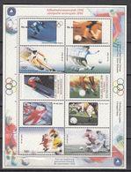 Olympia 1998: Germany VignBl ** - Inverno1998: Nagano