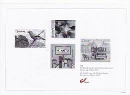 Zwart/wit 1DAG 17/6/2019 - Unused Stamps