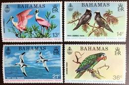 Bahamas 1974 National Trust Birds MNH - Vögel