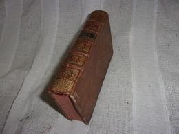 1719 BELLE RELIURE CUIR LOUIS LE GENDRE NOUVELLE HISTOIRE DE FRANCE LES HISTORIENS MOEURS ET COUTUMES MONARCHIE - Libros, Revistas, Cómics