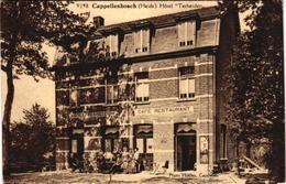 1 Postkaart  Kapellenbos   Cappellenbosch Heide Hotel Terheiden  TEL 54 - Kapellen